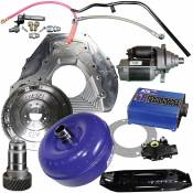 Transmissions - Dodge 6.7L - Automatic Transmission Accessories - Dodge 6.7L - ATS Diesel Performance - ATS - 4R100 Conversion Kit For 2007.5-2013 Dodge 6.7L 4X4