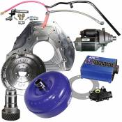 Transmission / Clutch / Transfer Case - 03-07 Dodge 5.9L Cummins - ATS Heavy Duty Transmissions - 03-07 Dodge 5.9L - ATS Diesel Performance - ATS - 4R100 Conversion Kit For 2003-2007 Dodge 5.9L CR