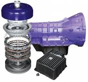 ATS - Stage 1 6R140 Package 2011+ Ford Superduty 4WD With PTO