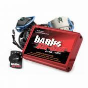 Electronic Performance - GM Duramax LMM - Banks - GM Duramax LMM - Banks Engineering - Banks - Six-Gun Diesel Tuner W/Switch 07-10 Chevy 6.6L LMM