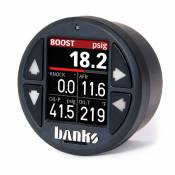 Banks - iDash 1.8 Super Gauge for use with Aftermarket ECUs Stand-Alone