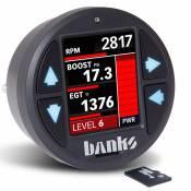 Banks - iDash 1.8 DataMonster for use with Derringer Tuner