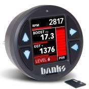 Banks - iDash 1.8 DataMonster Upgrade Kit for PowerPDA/iDash with Banks Tuner 2001-2010 Chevy 6.6L Duramax