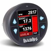 Banks - iDash 1.8 Super Gauge OBDII CAN Bus Vehicles Stand-Alone