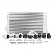 2011 - 2016 6.6L Duramax LML - Intercoolers - GM Duramax LML - Mishimoto - Mishimoto - Performance Intercooler Kit (Silver) - 2011-2015 GM 6.6L Duramax