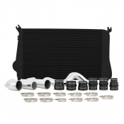 2011 - 2016 6.6L Duramax LML - Intercoolers - GM Duramax LML - Mishimoto - Mishimoto - Performance Intercooler Kit (Black) - 2011-2015 GM 6.6L Duramax
