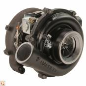 Turbochargers - 03-07 Ford 6.0L - Performance Turbochargers - 03-07 Ford 6.0L - Fleece Performance Engineering - 63mm FMW Powerstroke Cheetah Turbo (STREET) - 2004.5-2007 Ford 6.0L