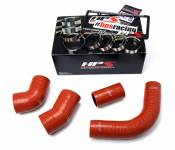 2001 - 2004 6.6L Duramax LB7 - Intercoolers & Pipes - GM Duramax LB7 - HPS Performance Products - HPS - High Temp Aramid Reinforced Silicone Intercooler Hose Boots Kit - 2002-2004 GM 6.6L LB7 Duramax