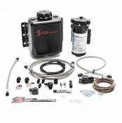 Snow Performance - Snow Performance - Diesel Stage 1 Boost Cooler Water-Methanol Injection Kit with Stainless Steel Braided Line