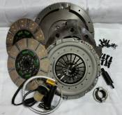 2007 - 2020 6.7L Dodge Cummins - Transmissions - Dodge 6.7L - VALAIR - Performance Diesel Clutches - Street Dual Disc Clutch Kit - Ceramic - 2005.5+ Dodge G56 5.9L 6.7L