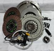 2007 - 2020 6.7L Dodge Cummins - Transmissions - Dodge 6.7L - VALAIR - Performance Diesel Clutches - Street Dual Disc Clutch Kit - Organic - Towing - 2005.5+ Dodge G56 5.9L 6.7L
