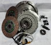 2007 - 2020 6.7L Dodge Cummins - Transmissions - Dodge 6.7L - VALAIR - Performance Diesel Clutches - Quiet Dual Disc Clutch Kit - Organic - Towing - 2005.5+ Dodge G56 5.9L 6.7L