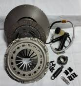 2007 - 2020 6.7L Dodge Cummins - Transmissions - Dodge 6.7L - VALAIR - Performance Diesel Clutches - Stock Single Disc Clutch Kit - Organic - 2005.5+ Dodge G56 5.9L 6.7L