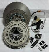 2007 - 2020 6.7L Dodge Cummins - Transmissions - Dodge 6.7L - VALAIR - Performance Diesel Clutches - HD Single Disc Clutch Kit - Organic - 2005.5+ Dodge G56 5.9L 6.7L