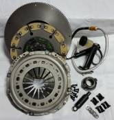 2007 - 2020 6.7L Dodge Cummins - Transmissions - Dodge 6.7L - VALAIR - Performance Diesel Clutches - HD Single Disc Clutch Kit - Kevlar Ceramic - 2005.5+ Dodge G56 5.9L 6.7L
