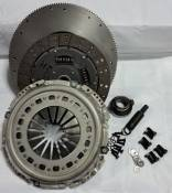 "VALAIR - Performance Diesel Clutches - 12.25"" to 13"" X 1.25"" Conversion Stock Single Disc Clutch Kit - Organic - 1994-2002 Dodge 5.9L with NV4500"