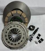 "VALAIR - Performance Diesel Clutches - 12.25"" to 13"" X 1.25"" Conversion Performance Single Disc Clutch Kit - Ceramic - 1994-2002 Dodge 5.9L with NV4500"