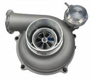 Turbochargers - 99-03 Ford 7.3L - Performance Turbochargers - 98-03 Ford 7.3L - KC Turbos - KC Turbos - KC300X 63/68 Turbocharger with 1.0 A/R Housing - 1999-2003 Ford 7.3L