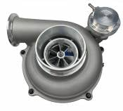 Turbochargers - 99-03 Ford 7.3L - Performance Turbochargers - 98-03 Ford 7.3L - KC Turbos - KC Turbos - KC300X 63/73 Turbocharger with 1.0 A/R Housing - 1999-2003 Ford 7.3L