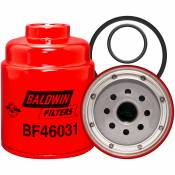 2007.5 - 2018 6.7L Dodge Cummins - Fuel & Oil Filters - 2007.5-2018 Dodge 6.7L - Baldwin Filters - BF46031 - Spin-on Fuel-Water Separator with Open Port - 2013.5-2019 Dodge 6.7L