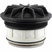 1999 - 2003 7.3L Ford Power Stroke - Fuel & Oil Filters - 99-03 Ford 7.3L - Baldwin Filters - PF7698 - Fuel Filter Element with Lid - 1999-2003 Ford 7.3L Powerstroke