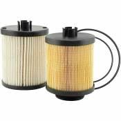 2008 - 2010 6.4L Ford Power Stroke - Fuel & Oil Filters - 08-10 Ford 6.4L - Baldwin Filters - PF7934-KIT - Fuel Filter Element Kit - 2008-2010 Ford 6.4L Powerstroke