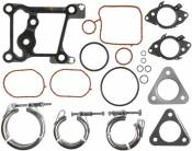 2011 - 2020 6.7L Ford Power Stroke - Engine Components - 2011+ Ford 6.7L - MAHLE - MAHLE - Turbocharger Mounting Gasket Set - Ford 6.7L