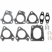 2011 - 2016 6.6L Duramax LML - Engine Components - GM Duramax LML - MAHLE - MAHLE - Turbocharger Mounting Gasket Set - 2011-2015 GM 6.6L LML Duramax