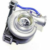 Holset Turbochargers - Holset New HX35W Turbocharger Dodge 5.9L 12V - 96-98 Manual