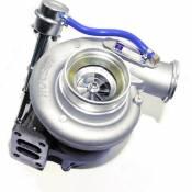 Turbochargers - 94-98 Dodge 5.9L - Factory Replacement Turbos - 94-98 Dodge 5.9L - Holset Turbochargers - Holset New HX35W Turbocharger Dodge 5.9L 12V - 96-98 CA Emissions