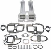 2011 - 2020 6.7L Ford Power Stroke - EGR and EGR Cooler Parts - 2011+ Ford 6.7L - Dorman - EGR Cooler Kit - 2011-2019 Ford 6.7L