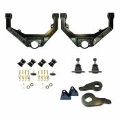 Steering, Suspension and Lift - GM Duramax LB7 - Leveling Kits and Related Parts - 01-04 GM - Kryptonite Products - Kryptonite - Stage 2 Leveling Kit - 1999-2010 GM