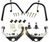 2004 - 2005 6.6L Duramax LLY - Steering, Suspension and Lift - GM Duramax LLY - Shock Hoop & Control Arm Packages - 04-05 GM