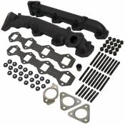 BD Diesel Performance - BD - Heavy-Duty Exhaust Manifold Kit - 2015-2019 Ford 6.7L Powerstroke