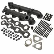 BD Diesel Performance - BD - Heavy-Duty Exhaust Manifold Kit - 2011-2014 Ford F250-F550 6.7L Powerstroke