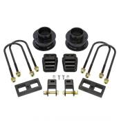 Suspension, Lift & Steering - Dodge 6.7L - Lift Kits and Related Parts - Dodge 6.7L - ReadyLift Suspensions - 3 IN Front with 1 IN Rear SST Lift Kit - 2019-2020 Dodge Ram 3500 4WD (New Body)