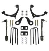 Steering, Suspension and Lift -2017-2020 GM Duramax L5P - Lift Kits and Related Parts - 2017-2020 GM - ReadyLift Suspensions - 3.5 IN SST Lift Kit Front with 1.0 IN Rear Tubular Arm SST Lift Kit - 2011-2018 CHEVROLET/GMC HD 2500/3500