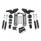 Suspension, Lift & Steering - Dodge 6.7L - Lift Kits and Related Parts - Dodge 6.7L - ReadyLift Suspensions - 6 IN Front 3.5 IN Rear Lift Kit with Bilstein Shocks -  2019-2020 Dodge Ram 2500 DIESEL 4WD (New Body)