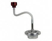 FASS Fuel Air Separation Systems - FASS Diesel Fuel Sump With Bulkhead and Suction Tube Kit - Image 2