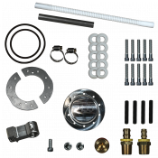 Fuel System Components - GM Duramax LLY - Fuel Tank Sumps - GM Duramax LLY - FASS Fuel Air Separation Systems - FASS Diesel Fuel Sump With Suction Tube Upgrade Kit