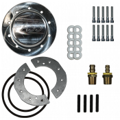 Fuel System Components - GM Duramax LLY - Fuel Tank Sumps - GM Duramax LLY - FASS Fuel Air Separation Systems - FASS Diesel Fuel Sump Kit - Bowl Only