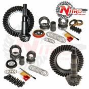Gear Packages - Chevy/GMC Gear Packages - Nitro Gear & Axle - Chevy/GMC Gear Packages 3.73 Front/Rear Gear Package 2014-2018 1/2 Ton 6.2L V8 Silverado, Tahoe, Suburban, Sierra, Yukon, Cadillac Escalade