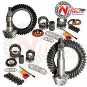 Gear Packages - Chevy/GMC Gear Packages - Nitro Gear & Axle - 11-17 Chevy/GMC 2500/3500HD w/ Duramax Diesel 4.56 Fr & Rr Gear Package (Incl Frt/Rr, NG,MK)