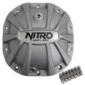 Differential - Differential Covers - Nitro Gear & Axle - Ford 8.8 Inch Differential Covers X-treme
