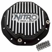 Differential - Differential Covers - Nitro Gear & Axle - GM 8.2 Inch/8.5 Inch Differential Covers Finned