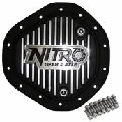 Differential - Differential Covers - Nitro Gear & Axle - GM 10.5 Inch Differential Covers 14T Finned