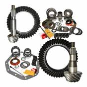 Gear Packages - Dodge Gear Packages - Nitro Gear & Axle - 02-11 Dodge Ram 1500 and 03-09 Dakota/Durango 3.92 Ratio Gear Package Kit