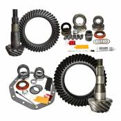 Gear Packages - Dodge Gear Packages - Nitro Gear & Axle - 02-11 Dodge Ram 1500 and 03-09 Dakota/Durango 4.56 Ratio Gear Package Kit