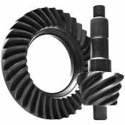 Ring & Pinion Sets - Ford Ring & Pinion - Nitro Gear & Axle - Ford 10 Inch Reverse Shot Peened 4.86 Ring and Pinion Nitro Pro