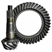 Ring & Pinion Sets - GM Ring & Pinion - Nitro Gear & Axle - GM 8.875 Inch 12 Bolt 12T 4.11 Thick Ratio Ring And Pinion